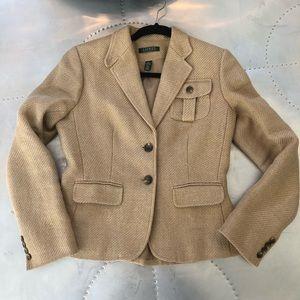 Ralph Lauren blazer, size 6.